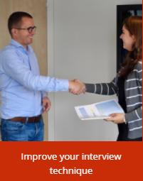 Improve interview technique