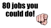 80 jobs title