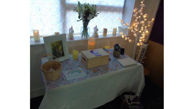 Julia blackham condolences room